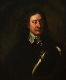 Peter Lely, Portrait of Oliver Cromwell, After 1653. Auckland Art Gallery.