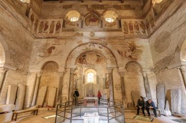 Baptistery of Saint Jean, Poitiers