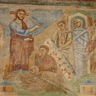 Raising of St Lazarus