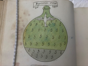 Separation. Glasgow University Special Collections. MS Ferguson 230.